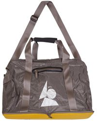 Oakley Taupe Gray Duffle Osr