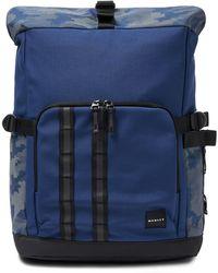 Oakley Utility Rolled Up Backpack - Blau