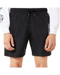 Oakley - Blackout Tnp Black Beachwear - Lyst