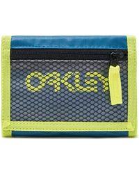 Oakley 90's Wallet - Blau