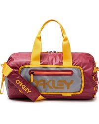 Oakley Sundried Tomato 90's Small Duffle Bag - Mehrfarbig
