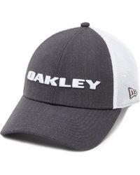 Oakley Heather New Era Hat - Grau