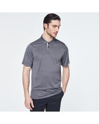 Oakley Gravity Short Sleeve Polo 2.0 - Schwarz
