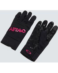 Oakley Factory Park Glove - Schwarz