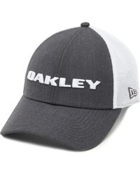Oakley Heather New Era Hat - Gray