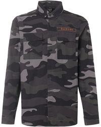 Oakley Icon Cargo Shirt - Gray