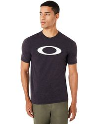 Oakley Black O-bold Ellipse - Blau