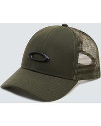 Oakley Trucker Ellipse Hat - Verde