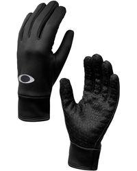 Oakley Blackout Fleece Glove - Schwarz