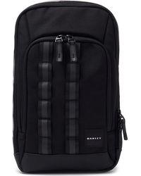 Oakley Blackout Reflective Utility One Shoulder Bag - Negro