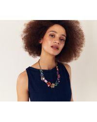 Oasis - Rainbow Crystal Necklace - Lyst