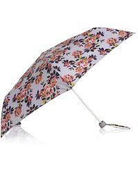 Oasis - Floral Print Umbrella - Lyst