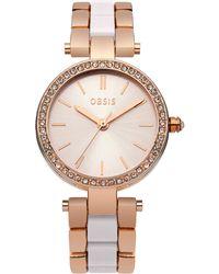 Oasis - Bracelet Watch - Lyst