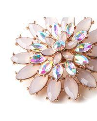 Oasis | Pretty Floral Brooch | Lyst