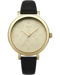 Oasis - Etched Pattern Watch - Lyst