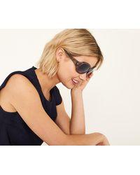 Oasis - Zoey Filigree Sunglasses - Lyst