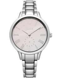 Oasis | Pink Dial Watch | Lyst