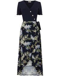 Oasis Jasmine Midi Dress