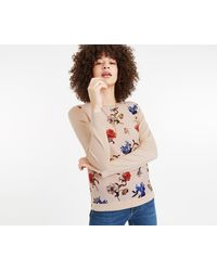 Oasis - Camile Woven Jumper - Lyst
