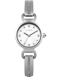 Oasis - Bracelet Detail Watch - Lyst