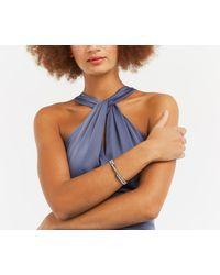 Oasis - Sparkle Wrap Bracelet - Lyst