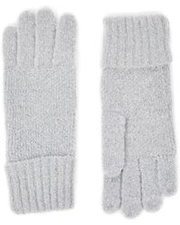 Oasis - Sparkle Knitted Glove - Lyst