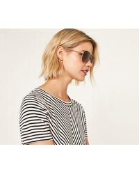 Oasis - Ali Aviator Sunglasses - Lyst
