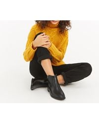 Oasis - Studded Chelsea Boot - Lyst