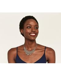 Oasis - Orb Collar Necklace - Lyst