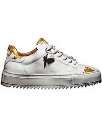 Luca Berioli St1 Slime Gold Sneakers - Multicolor