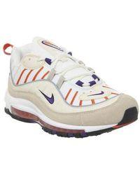 Nike Air Max 98 - White