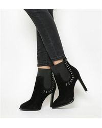 Kendall + Kylie Cassidy Ankle Boot - Black