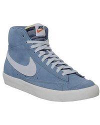 Nike Blazer Mid 77 - Blue