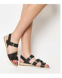 Office - Saltlake- Ankle Strap Sandal - Lyst