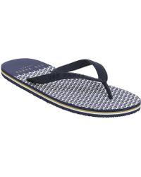 Ted Baker Flyxx 4 Flip Flops - Blue