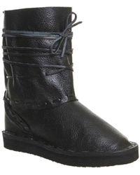 Chamula Vw Boot - Black
