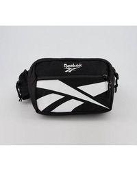 Reebok Cl Repeat Vector Waistbag - Black