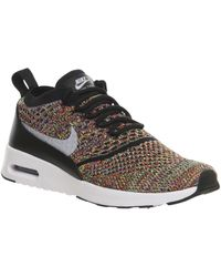 Nike Air Max Thea Flyknit - Black