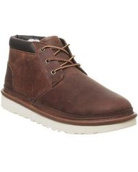 UGG Neumel Utility Boot - Brown