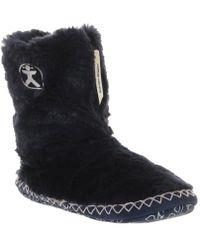 Bedroom Athletics Marilyn Iii Slipper Boots - Black