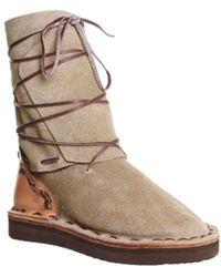 Chamula Vw Boot - Green