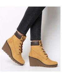 Timberland - Paris Height 6 Inch Wedge - Lyst