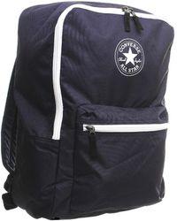 Converse   Horizontal Zip Back Pack   Lyst
