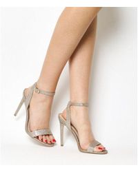Office - Alana Single Sole Sandal E - Lyst