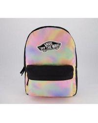 Vans Realm Backpack - Black