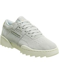 Reebok - Workout Ripple Trainers - Lyst