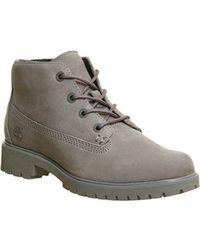 Timberland Slim Nellie Chukka Boots - Grey