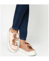 Office - Fliss Embellished Slip On Trainer - Lyst