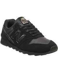 New Balance 996 - Black