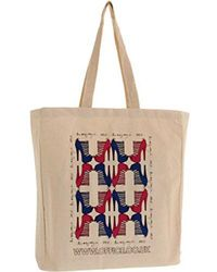 Office Tote Bags - Multicolor